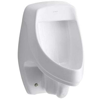 Dexter 0.5 or 1.0 GPF Urinal in White