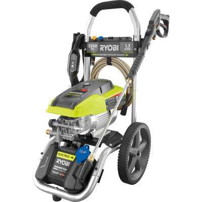2300-PSI 1.2-GPM High Performance Electric Pressure Washer