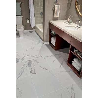 Eden Statuary 24 in. x 24 in. Polished Porcelain Floor and Wall Tile (5 cases / 128 sq. ft. / pallet)