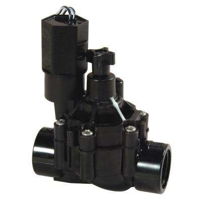 3/4 in. In-Line Sprinkler Valve with Flow Control
