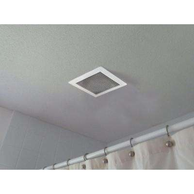 Professional Pro Series 300 CFM Ceiling Bathroom Exhaust Fan, ENERGY STAR