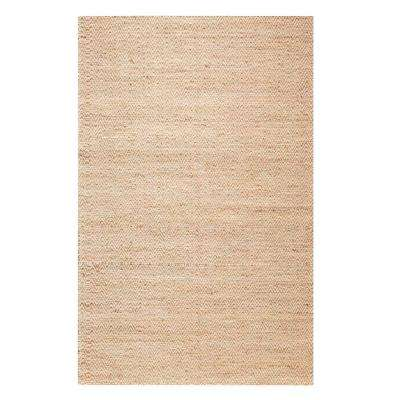 Zig Zag Natural 9 ft. 6 in. x 13 ft. Area Rug