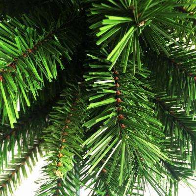 3 ft. Unlit Tacoma Pine Artificial Christmas Tree