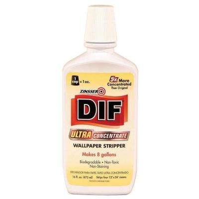 16 oz. DIF Ultra Concentrate Wallpaper Stripper (Case of 6)