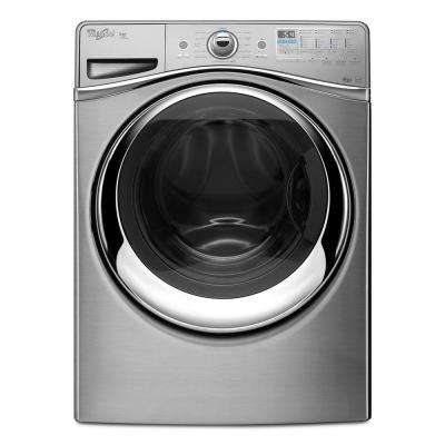 Duet 4.3 cu. ft. High-Efficiency Front Load Washer with Steam in Diamond Steel, ENERGY STAR-DISCONTINUED