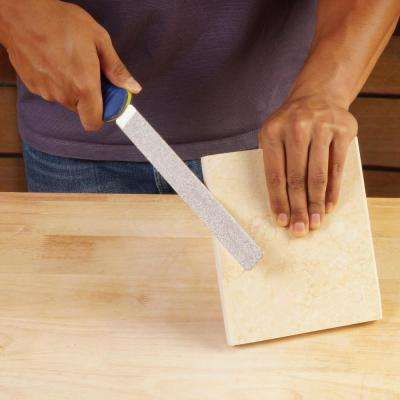 7-3/4 in. Pro Tile File for Granite, Marble, Porcelain, Ceramic and Stone