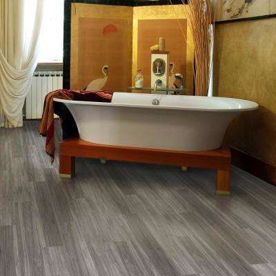 Allure Plus 5 in. x 36 in. Grey Maple Luxury Vinyl Plank Flooring (22.5 sq. ft. / case)