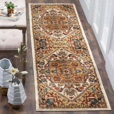 Summit Ivory 2 ft. 3 in. x 10 ft. Runner