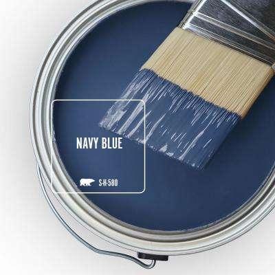 S-H-580 Navy Blue Paint