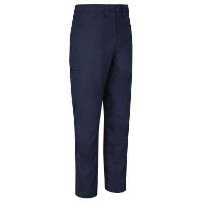 Men's Navy Lightweight Crew Work Pant