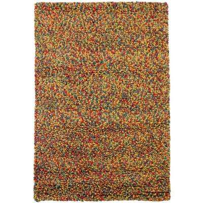 Gems Green/Blue/Red 7 ft. 9 in. x 10 ft. 6 in. Indoor Area Rug