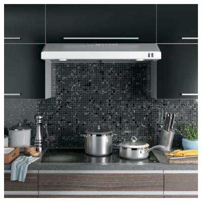 36 in. Over the Range Convertible Range Hood in Stainless Steel, ENERGY STAR
