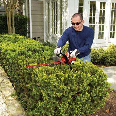 22 in. 20-Volt MAX Lithium-Ion Cordless Hedge Trimmer w/ (1) 1.5Ah Battery and Charger