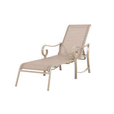 Cascade Valley Patio Chaise Lounge-DISCONTINUED