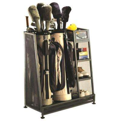 17.5 in. x 32 in. Golf Organizer