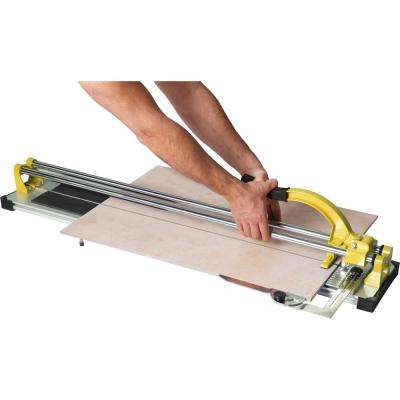 35 in. Rip and 24 in. Diagonal, Porcelain and Ceramic Tile Cutter