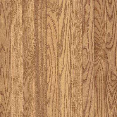 American Originals Natural Oak 3/8 in. T x 5 in. W x Varying Length Eng Click Lock Hardwood Flooring (22 sq.ft./case)