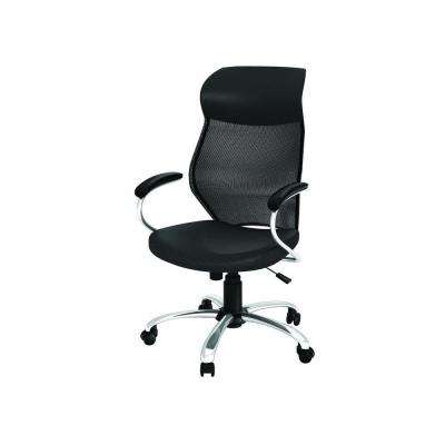 Black Manager Office Chair