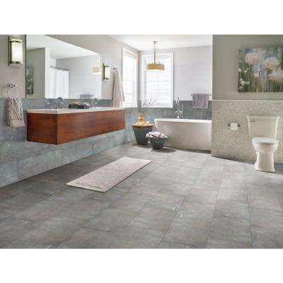 Cemento Napoli 12 in. x 24 in. Matte Porcelain Floor and Wall Tile (16 sq. ft. / case)