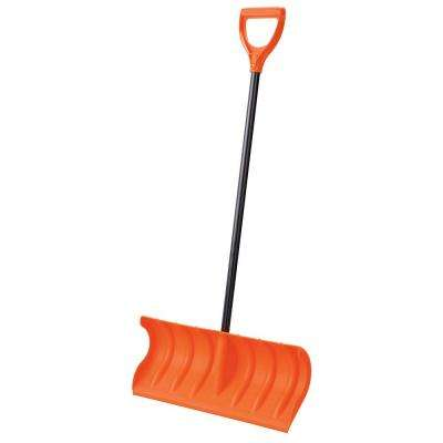 24 in. Pusher Snow Shovel