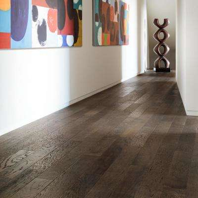 Hickory Cabrillo 1/2 in. Thick x 6-1/2 in. Wide x Varying Length Engineered Hardwood Flooring (976.80 sq. ft. / pallet)