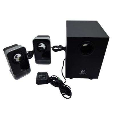 Computer Speakers with Covert IP Indoor Camera System-DISCONTINUED