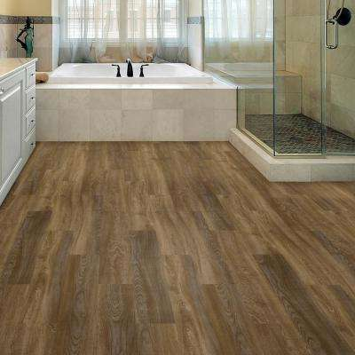 Chestnut Oak 6 in. x 36 in. Luxury Vinyl Plank Flooring (24 sq. ft. / case)
