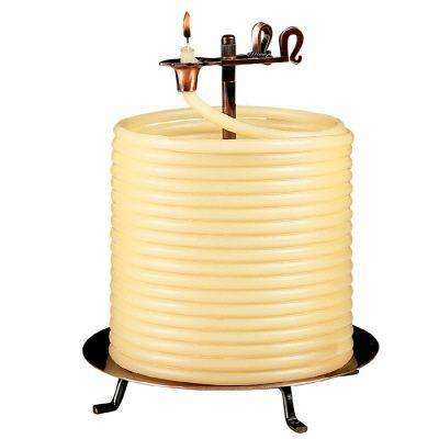 144 Hour Coil Candle