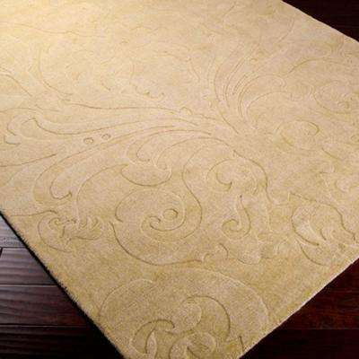 Candice Olson Beige 8 ft. x 11 ft. Area Rug