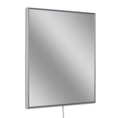 26 in. W x 32 in. H Single Rectangle LED Mirror / Lit 4 Sides