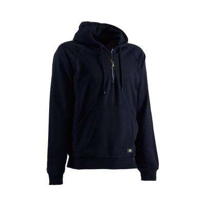 Men's Quarter-Zip Hooded Sweatshirt