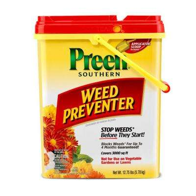 Southern Weed Preventer Drum