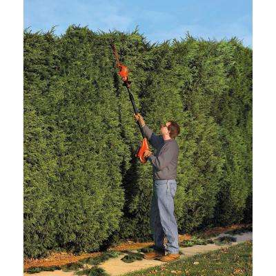 18 in. 20-Volt MAX Lithium-Ion Cordless Pole Hedge Trimmer w/ (1) 1.5 Ah Battery and Charger
