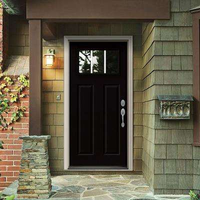 6-9/16 in. Exterior Door Jamb Extension Kit with Mill Sill