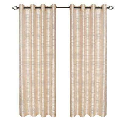 Maggie Grommet Curtain Panel