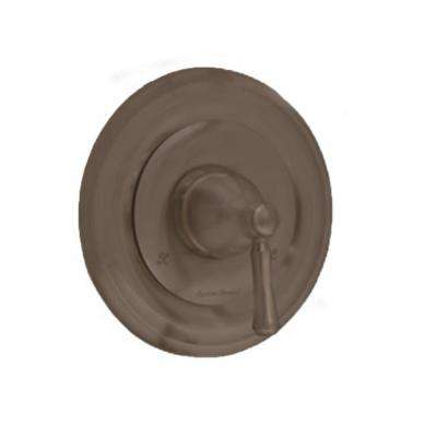 Portsmouth 1-Handle Valve Trim Kit in Oil Rubbed Bronze with Round Escutcheon (Valve Sold Separately)
