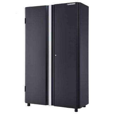 72 in. H x 48 in. W x 18.3 in. D Steel Garage Floor Cabinet