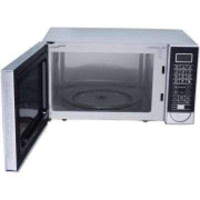 1.1 cu. ft. Countertop Microwave in Stainless Steel