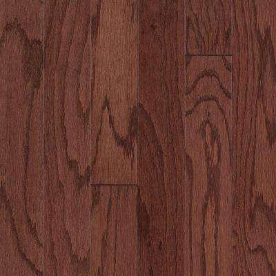 Oak Cherry 3/8 in. Thick x 5 in. Wide x Random Length Engineered Hardwood Flooring (28.25 sq. ft. / case)