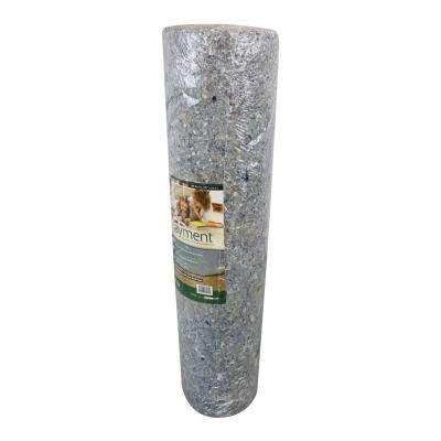 360 Sq. ft. 60 ft. x 6 ft. x 3mm Underlayment for Hardwood & Tile Flooring with Superior Sound Barrier