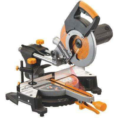15 Amp 10 in. Multi-Purpose Compound Sliding Miter Saw