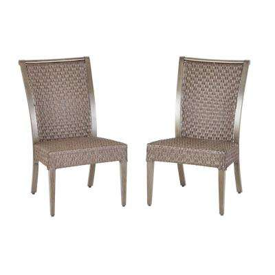 Carleton Place Patio Armless Dining Chairs (2-Pack)
