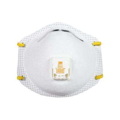 Woodworking and Sanding Painted Surfaces Respirator (10-Pack)