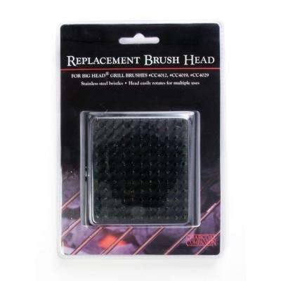 Big Head Grill Brush Replacement Head