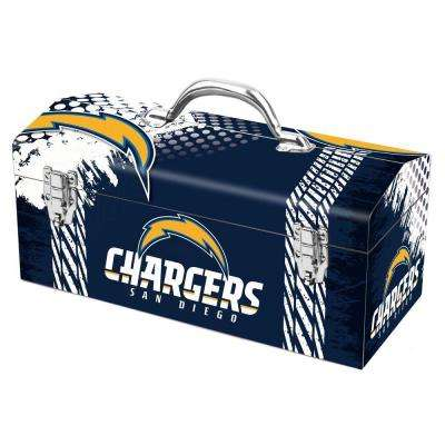 7.2 in. San Diego Chargers NFL Tool Box