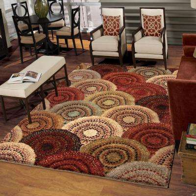 Lever Multi 4 ft. x 5 ft. Indoor Area Rug