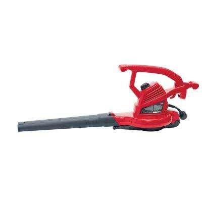 Ultra 250 MPH 350 CFM Electric 12 Amp Blower/Vacuum/Mulcher