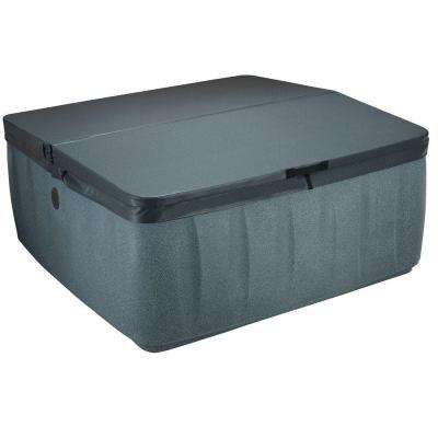 AR-600 Replacement Spa Cover - Charcoal