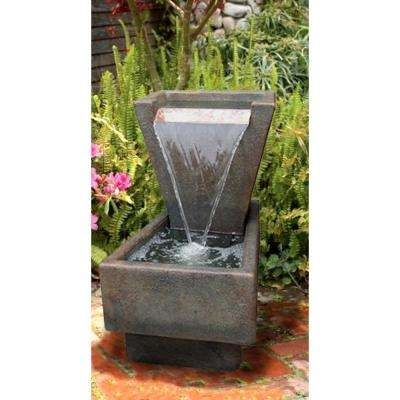 Florence Small Geometrica Fountain