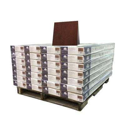 Oak Merlot 1/2 in. Thick x 5 in. Wide x Random Length Engineered Hardwood Flooring (868 sq. ft. / pallet)